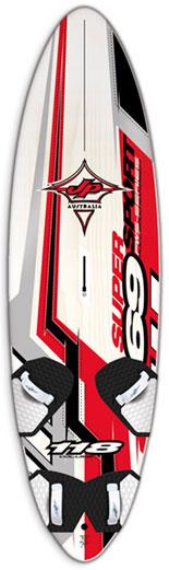 JP Super Sport 74 V127 – Test 2009 and 2010