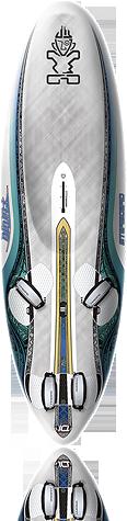 Starboard Futura 111 – Test 2011