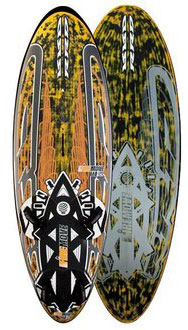 RRD Firemove Freeride and Freemove board