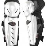 Ice board knee guards