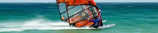 Speedsurfing – Loft racing Blade 8.6 and Neil Pryde EVO V 8.6