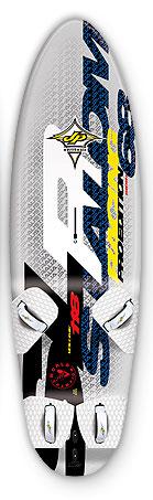 JP Slalom Racing VIII 2012 Test
