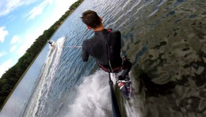 K4 GoPro harness mount - Wakeboard