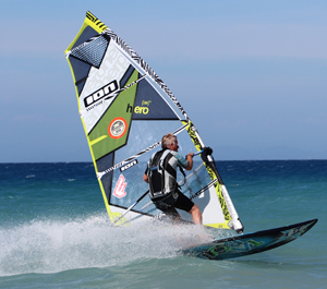 Jurgen Niens Windsurfing PRO Center Rhodos