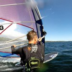Starboard Futura 121 and under the hood Black Project freeride 44