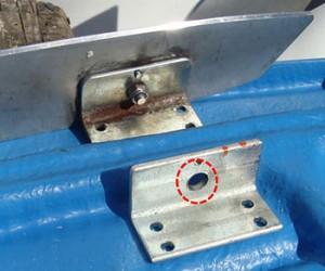Hiberna Iceboard brackets