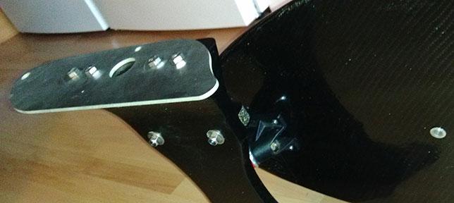 Carbon iceboard Sharp4