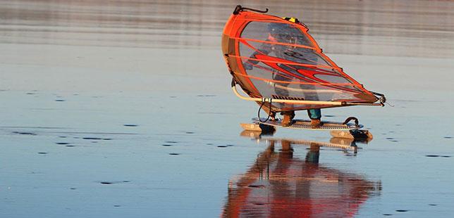 Freerace Iceboard 4Sharp