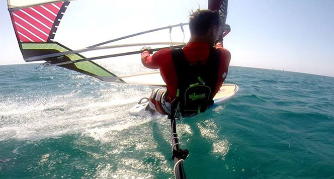 North Sails & Boardtests Windsurfing- A match made in heaven?