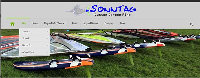 Fin selectors and Customer friendly support