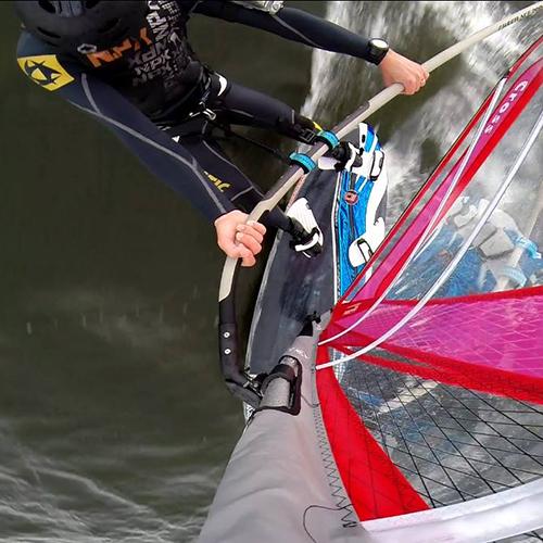 Windsurfing tests - Freeride, Freerace, Slalom, Iceboard and fins