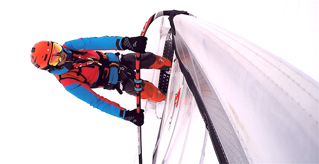 Flymount Iceboard