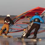 Iceboarding – Dean Withrow winner of King of the ICE 2016