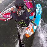 Wizmount – GoPro Backpack mount for Windsurfing