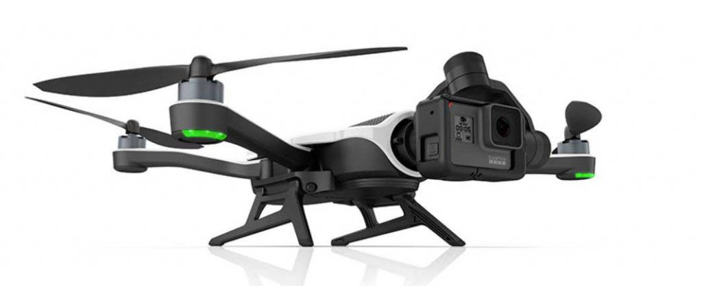GoPro Karma Drone and GoPro 5 Hero in the pipeline