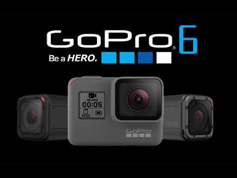 GoPro Hero 6 vs GoPro Hero 5
