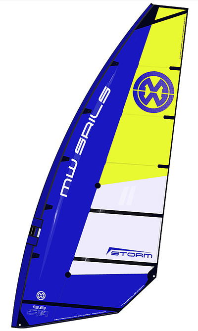 Wingsail Storm for windsurfing
