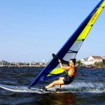 Wingsail for windsurfing